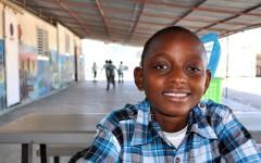 Hubens, 14 anni sogna di diventare pediatra