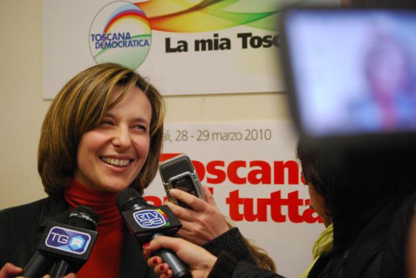 La vicepresidente della Regione, Stella Targetti, ammette gli errori sulle barriere architettoniche e promette una mappatura dei disagi negli uffici pubblici