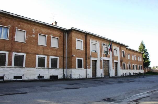 Firenze Rovezzano 8 02 2013. Caserma Predieri
