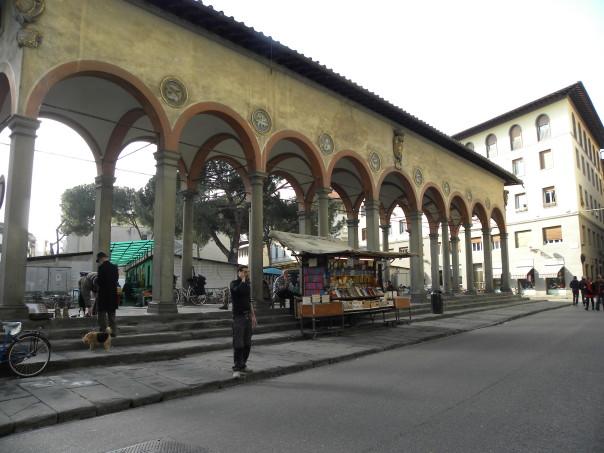 Spunta un altro progettista per piazza dei ciompi for Piazza dei ciompi