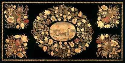 C'è ancora tempo per visitare la mostra dedicata all'arte della Scagliola