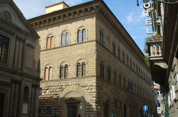 Palazzo Medici Riccardi, sede della Provincia di Firenze