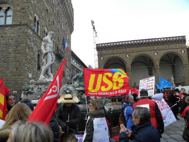 Gli educatori di Usb scioperano lunedì