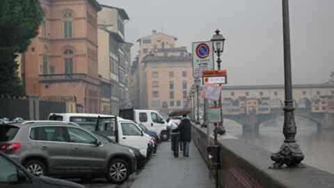 Allerta meteo per Pasqua su Firenze
