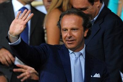 Andrea Della Valle ha fatto gli auguri alla stampa è pronto a investire ancora nella Fiorentina