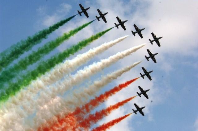 Frecce tricolori - pattuglia acrobatica nazionale