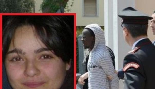 Ilaria Leone ed il senegalese arrestato per il suo omicidio