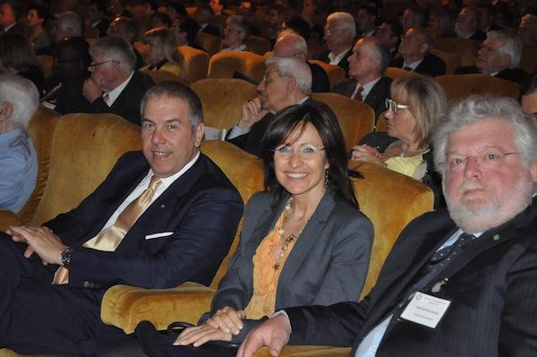 Simone Bettini, Gianna Scatizzi e Gabriele Berlincioni