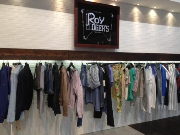 La collezione Roy Roger's