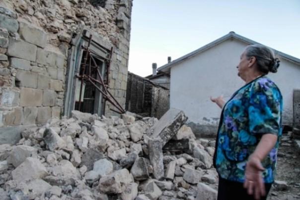 Terremoto, la chiesa di Santa Margherita distrutta a Regnano Castello
