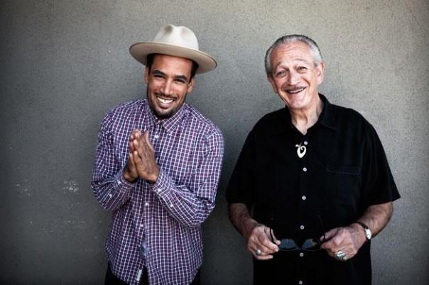 Harper e Musselwhite hanno presentato i pezzi del disco 'Get Up'