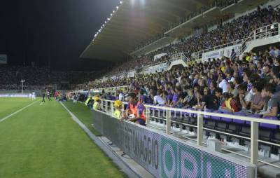 Lo stadio Franchi