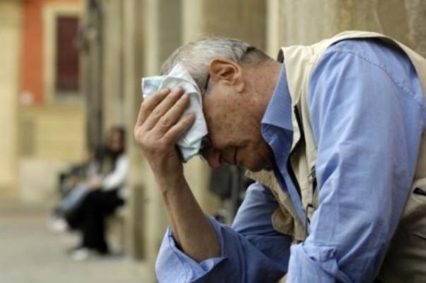 Il caldo africano provoca un decesso nel Valdarno