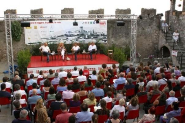 IIl palco di Capalbio libri 2013