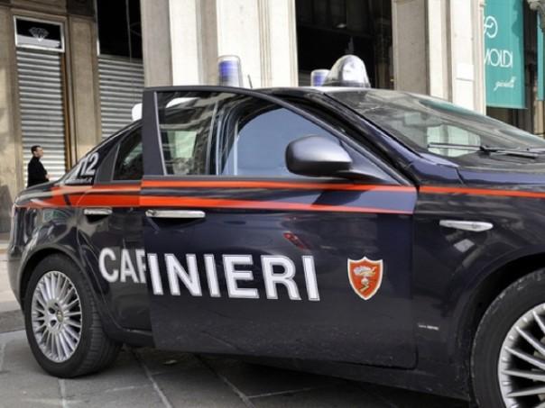 I carabinieri di Grosseto hanno salvata una bambina finita in un laghetto