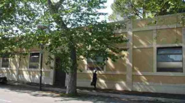 La sede della Rari Nantes a Firenze