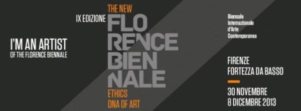 Florence Biennale intitolata «Etica, Dna dell'Arte»