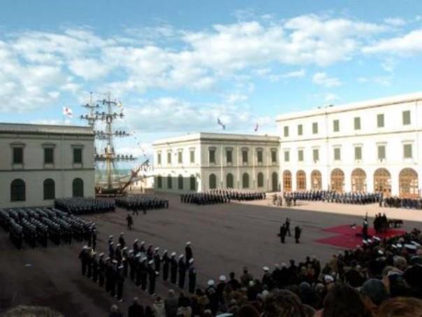 L'Accademia navale di Livorno