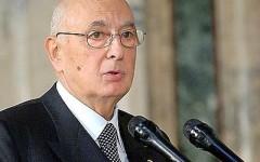 Giorgio Napolitano mercoledì a Firenze