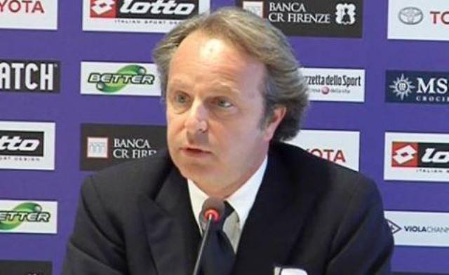 Andrea Della Valle infuriato contro la classe arbitrale