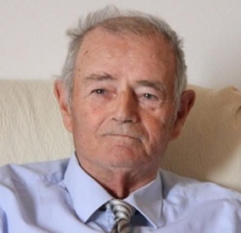 Antonio Proia disperso a Follonica il 27 ottobre