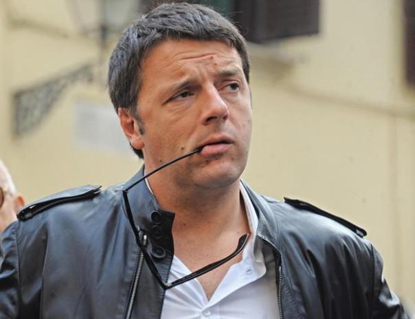 Renzi, voglia di tv