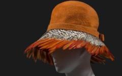Palazzo Pitti, esposti cappelli griffati