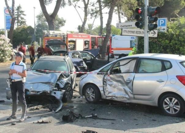 Il tremendo incidente del 28 luglio