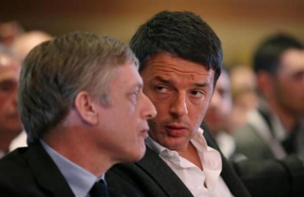 Intesa Renzi-Cuperlo per la presidenza del Pd