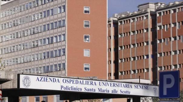 Le Scotte di Siena dove è morto l'anziano aretino