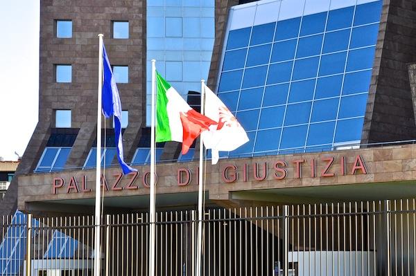 Il Palazzo di Giustizia a Firenze