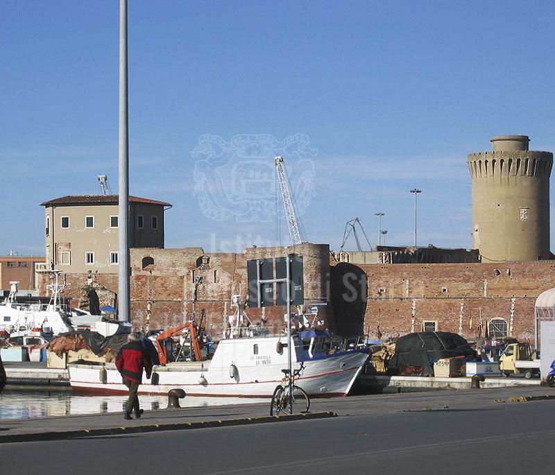 Livorno, il porto mediceo