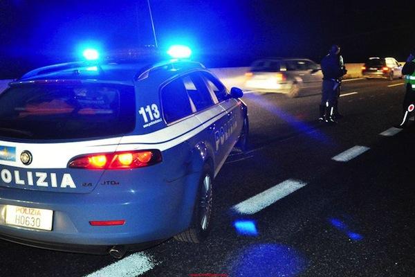 Sul luogo è intervenuta la Polizia-Stradale di Empoli