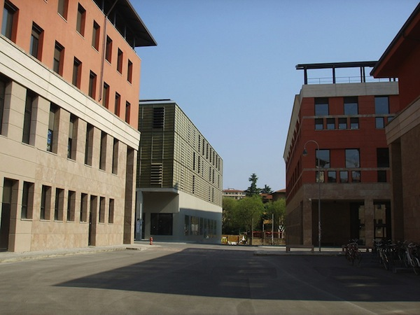 Il Polo universitario di Firenze a Novoli