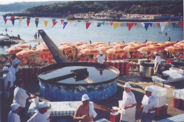 Festa del Pesce, Castiglioncello
