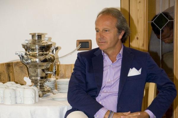Andrea Della Valle mercoledì dovrebbe essere a Firenze per incontrare Sousa