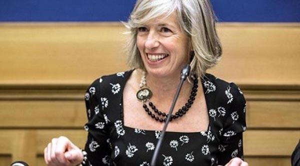 Ministro dell'istruzione Stefania Giannini
