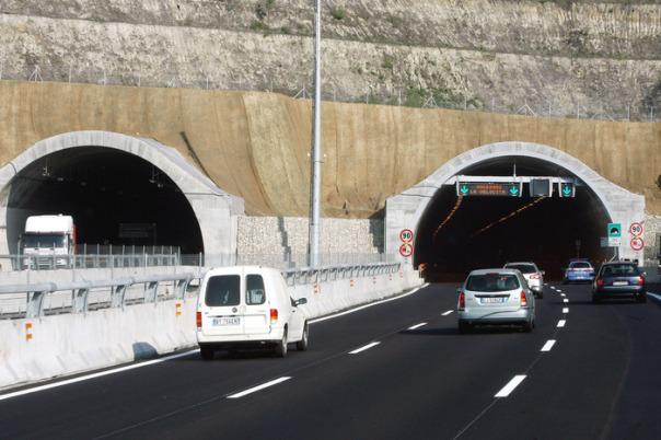 L'Autosole raddoppia,  nel tratto Bologna-Firenze, con la Variante di valico