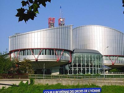 La corte di Strasburgo