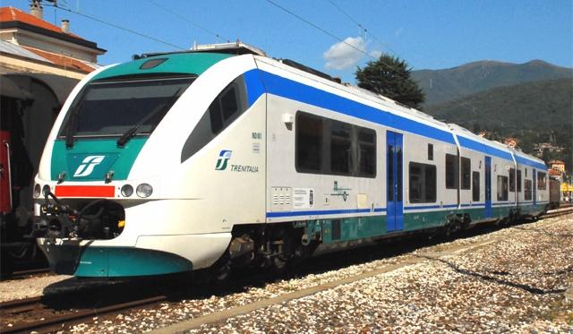 Il treno Minuetto