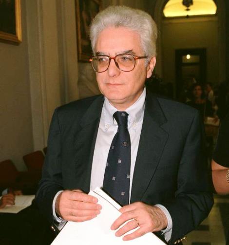 Elezione del presidente della Repubblica, Sergio Mattarella