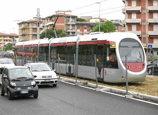 La tramvia verrà estesa ai comuni dell'hinterland dell'area fiorentina