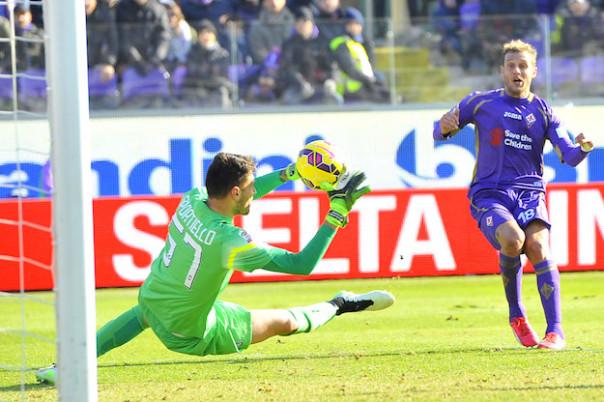 Diamanti ha esternato su Facebook la necessità di guardare avanti per la Fiorentina