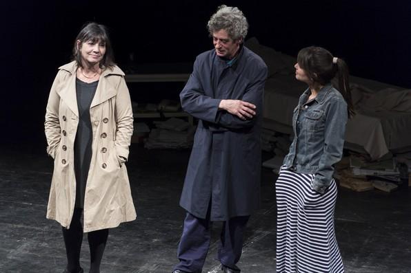Alessandra Vanzi, Marco Solari e Xhilda Lapardhaja