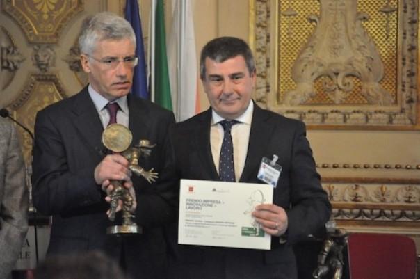 Mauro Romanelli, direttore di Menarini Diagnostica Italia