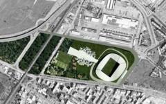 Firenze, il progetto del nuovo stadio nell'area dell'attuale Mercafir
