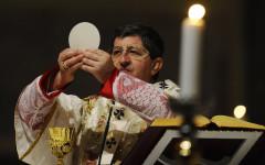 Cardinale Giuseppe Betori (foto Giacomo Morini)