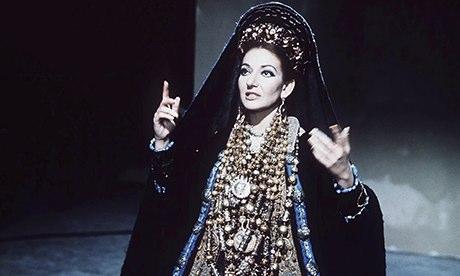 Maria Callas in Medea
