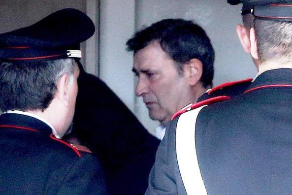Milano: al centro Claudio Giardiello, l'imputato omicida responsabile della strage al tribunale