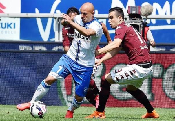 Torino-Empoli 0-1, salvezza matematica per gli azzurri di Sarri